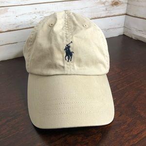 Classic Ralph Lauren Polo Hat